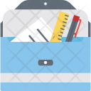 Stationery Case Icon