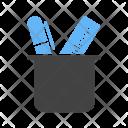 Stationery holder Icon