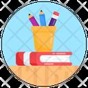 Stationery Case Stationery Holder Stationery Icon