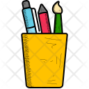 Stationery holder Icon