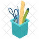 Office Supplies Stationery Icon