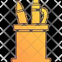 Stationery Jar Stationery Writing Icon