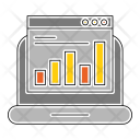 Statistic Banking Chart Icon