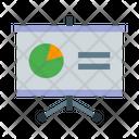 Analytics Chart Diagram Icon