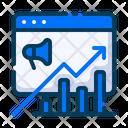 Digital Marketing Business Icon