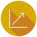Statistic Growth Graph Icon