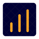 Statistic Growth Trend Icon
