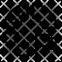 Goal Diagram Icon