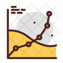 Statistic Increase Chart Icon