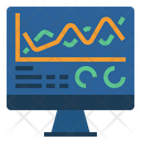 Statistical Statistical Analysis Graphanalysis Icon
