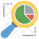 Business Report Analysis Icon