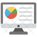 Geographic Information Analytics Icon