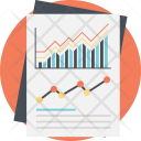 Statistical Analysis Business Icon