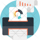 Statistical chart Icon
