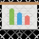 Statistical Data Presentation Icon