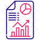 Statistical Evaluation Icon