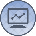 Statistics Analysis Graph Icon
