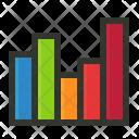 Statistics Bar Chart Icon