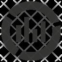 Report Bar Diagram Icon