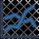 Analysis Charts Diagram Icon