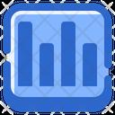 Statistics Data Graph Icon