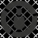 Account Analytics Impression Icon