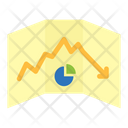 Statistics Graph Report Icon