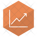 Statistics Analytic Growth Icon