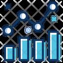 Statistics Analysis Analytics Icon