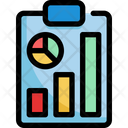 Chart Report Statistics Icon