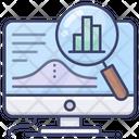 Report Computer Finance Icon