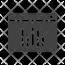 Statistics Website Monitoring Icon