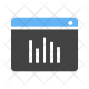 Statistics Monitoring Site Icon