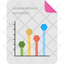 Data Visualization Frequency Icon