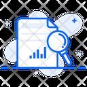 Data Analysis Statistics Infographic Icon