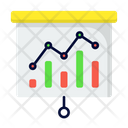 Statistics Analytics Marketing Icon