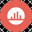 Statistics Bar Graph Icon