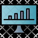 Statistics Profit Data Icon