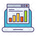 Statistic Graph Chart Icon