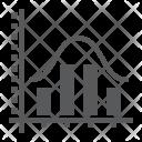 Average Data Analytic Icon