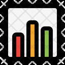 Statistics Infographic Growth Icon