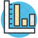 Statistics Bars Graphic Icon