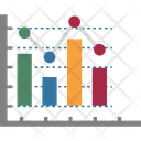 Statistics Graphic Financial Chart Icon
