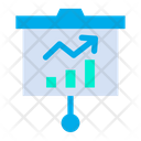 Statistics Chart Graphic Icon