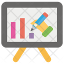 Analytics Statistics Data Analysis Icon