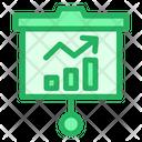 Board Graph Bar Graph Icon