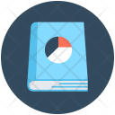 Statistics Graph Book Icon