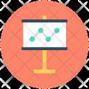 Statistics Business Chart Icon