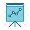 Statistics Chart Graph Icon