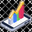 Statistics App Analytics App Business App Icon